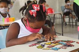 Educação infantil ESFA
