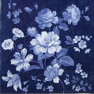 Beautiful Mystery-Decoupage Napkin