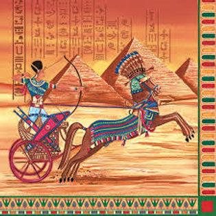 Ancient Egypt - Decoupage Napkin
