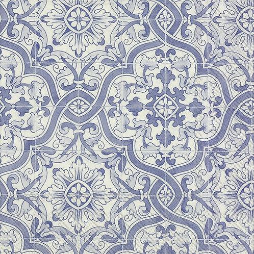 Giulia Blue - Decoupage Napkin