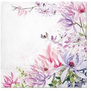 Gardenia - Decoupage Napkin
