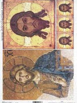 Lord Jesus - Rice Paper