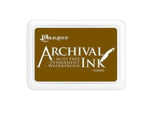 Ranger Archival Ink - Coffee