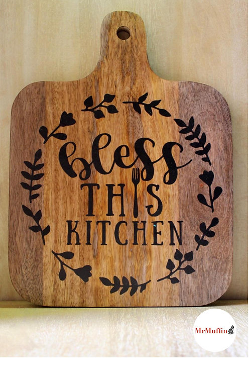 Bless This Kitchen - Wall Decor