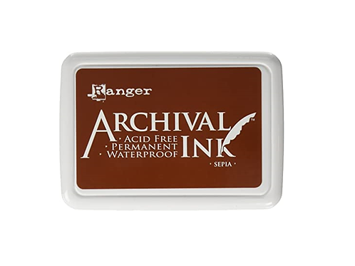Ranger Archival Ink - Sepia