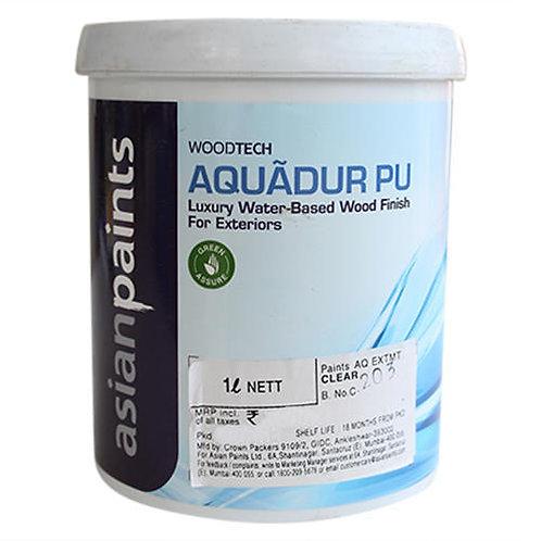 Aquadur PU Matte Exterior Varnish - 250 ml