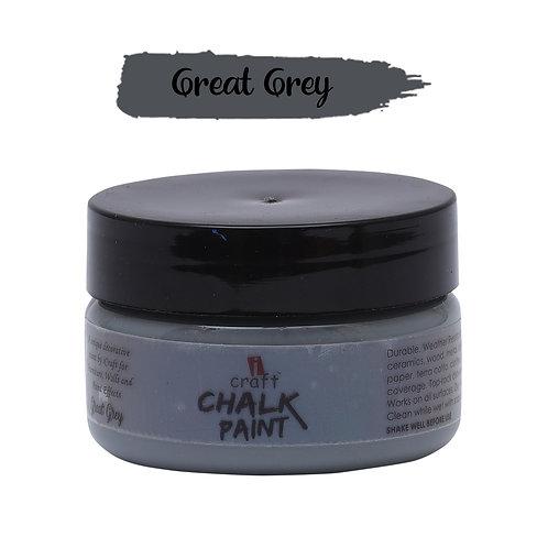 Great Grey,Chalk Paint - ICraft