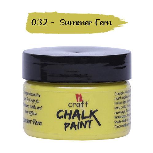 Summer Fun, Chalk Paint - ICraft