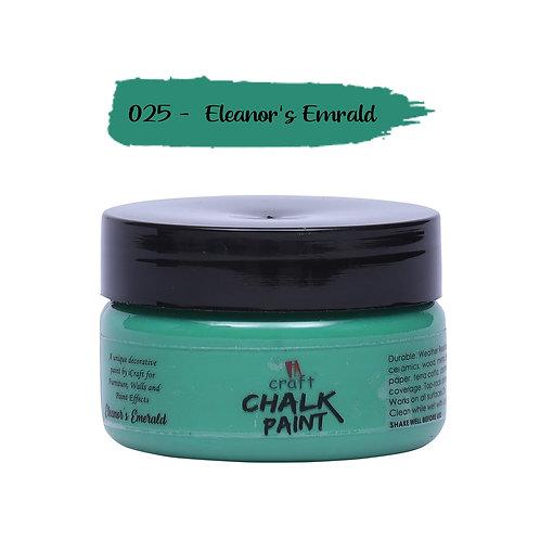 Eleaner's Emerald, Chalk Paint - ICraft