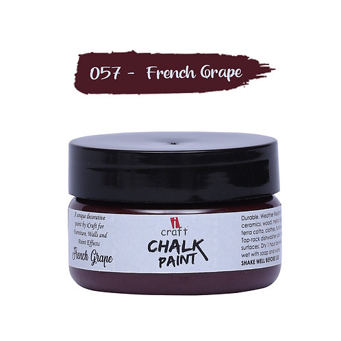 French Grape,Chalk Paint - ICraft