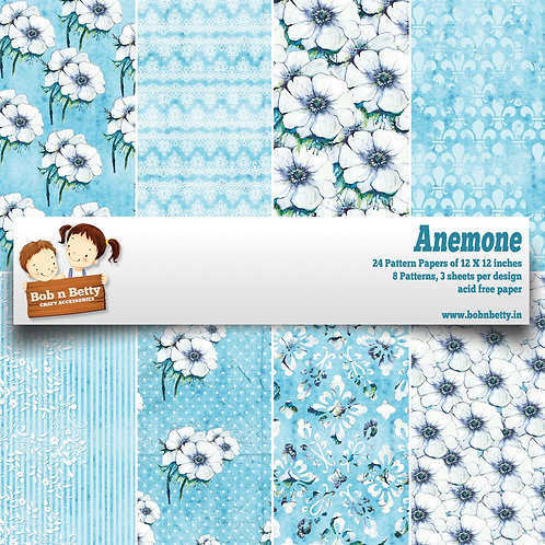 Anemone - Scrapbook Collections