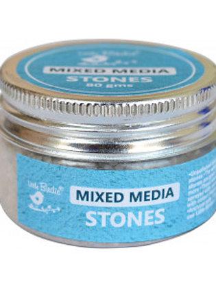 Mixed Media Stones - Little Birdie