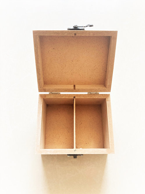 Watch Box with 2 slots - MDF product