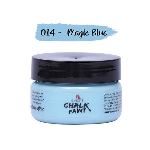 Magic Blue, Chalk Paint - ICraft
