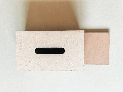 Tissue Box Rectangular - MDF product
