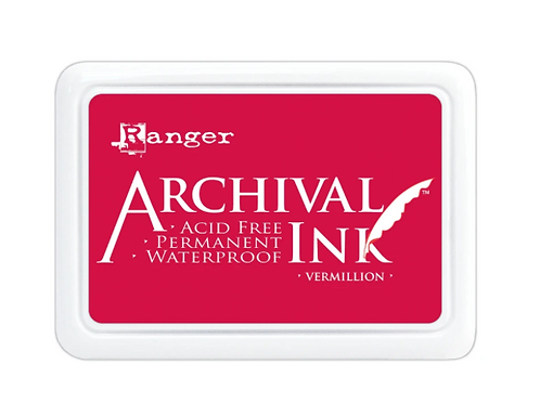 Ranger Archival Ink - Vermillion