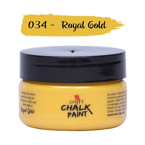 Royal Gold, Chalk Paint - ICraft