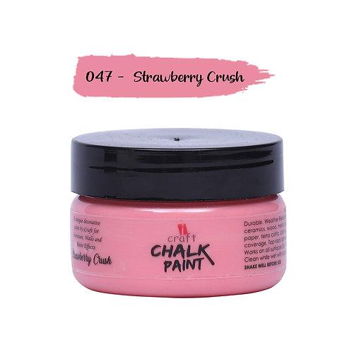 Strawberry Crush, Chalk Paint - ICraft