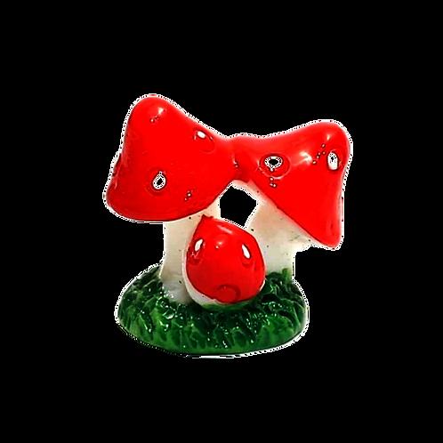 Tri Mushroom - Resin Miniature