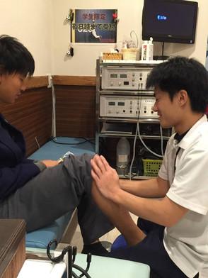 杉田接骨院治療