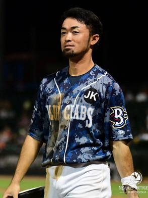 アメリカプロ野球独立リーグ・安田裕希