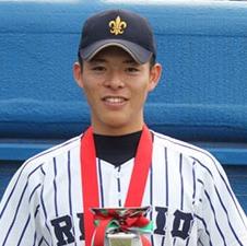 大学日本代表・立教大学 中川颯