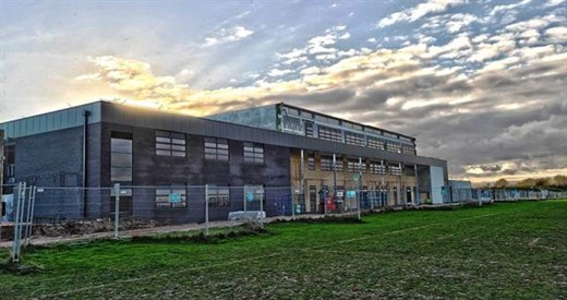 NETHERHALL SCHOOL, LEICS