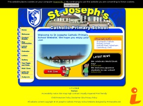 ST JOSEPH'S CATHOLIC PRIMARY