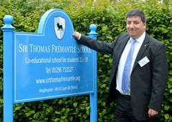 SIR THOMAS FREEMANTLE FREE SCHOOL