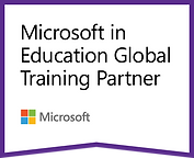 Microsoft in Education Training Badge.pn