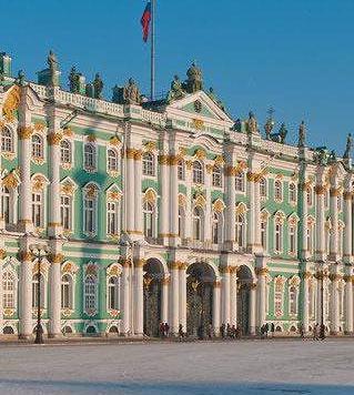 Государственный-Эрмитаж-Санкт-Петербург-