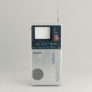 Sony Watchman 1982