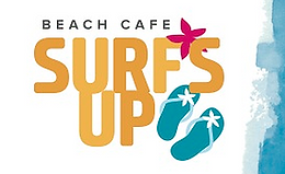 Surf's Up Cafe logo