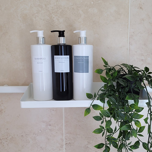 Bathroom Pump Bottle