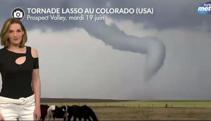 Explication vidéo sur les tornades