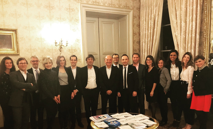 Ministère de la Transition Ecologique avec Nicolas Hulot