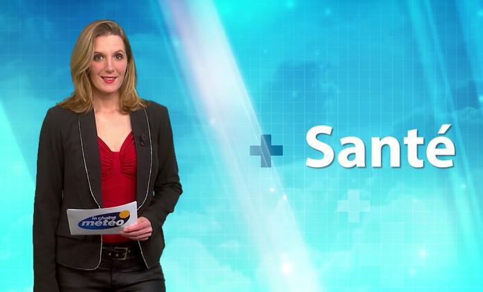 """Rubrique TV """"Météo Santé"""""""