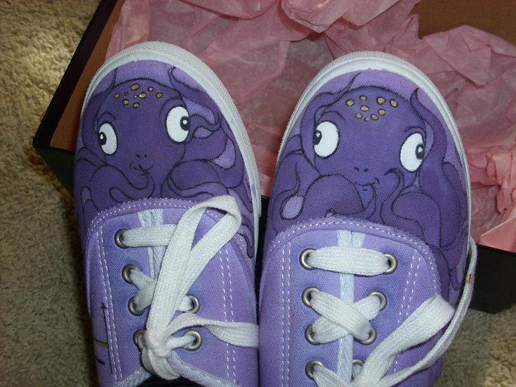 Purple Octo