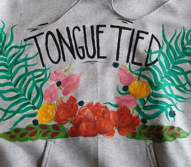 TT Hoodie Floral #1