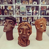 #pottery #artistsoninstagram #artist #art #ceramic #sculpture  #blackwomanmagic #blackartist
