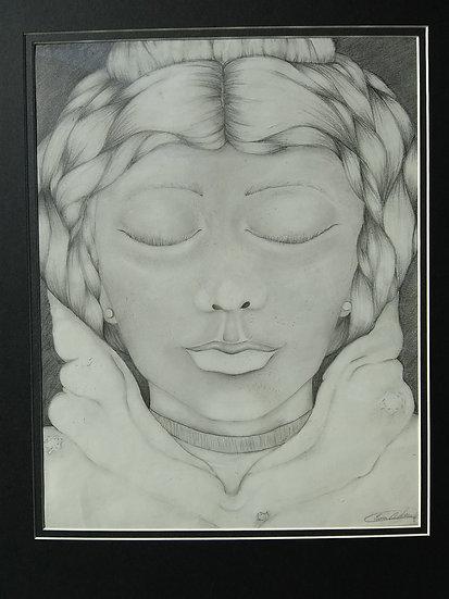 Hooded Goddess