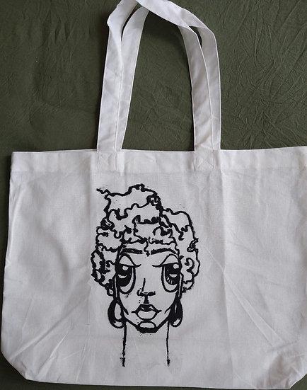 """14"""" Lucky Cotton Bag"""