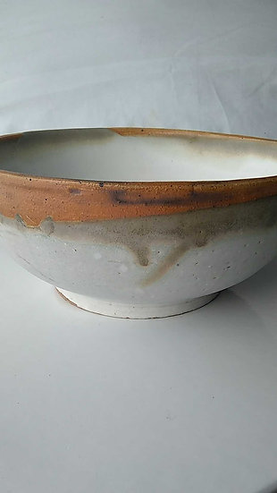 Coffee and cream bowl