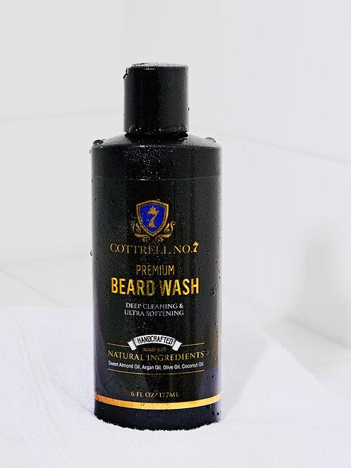 Premium Beard Wash