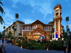 Roeasy Hospitality Hotel Хайнань Китай.j