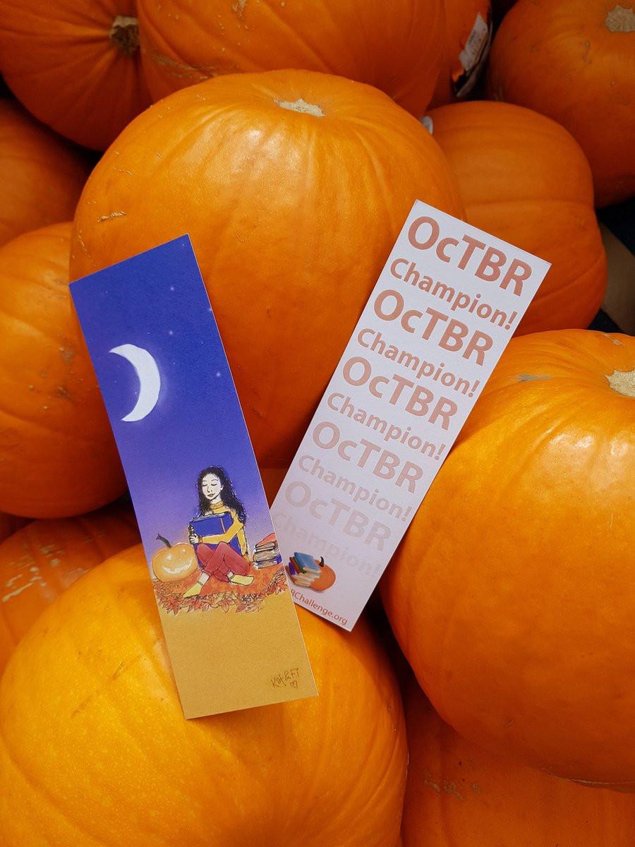 The OcTBR Challenge bookmark