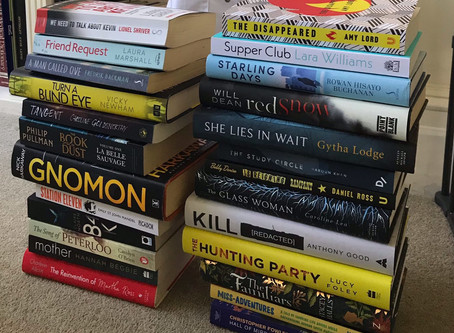 How the hell do I prioritise my 'to be read' (TBR) pile?