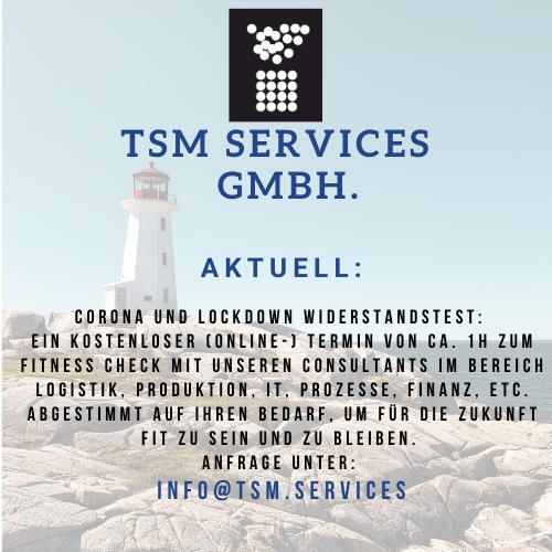 Homepage Actual Widerstandstest TSM Serv