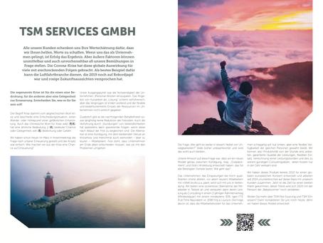 Artikel TSM Services GmbH im Automobilcluster Steiermark