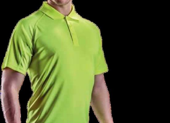 Embroidered Impact Performance Aircool Polo Shirt